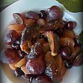 Salade mi-figue, mi-raisin