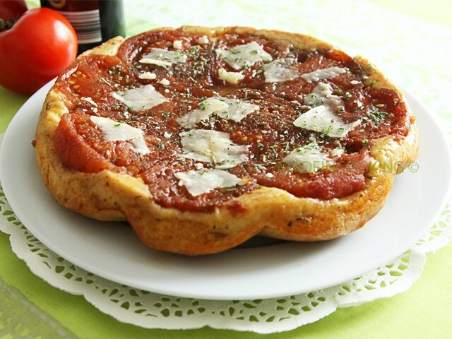 tarte tatin aux tomates made in cooking. Black Bedroom Furniture Sets. Home Design Ideas