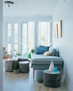 faux bois table basse