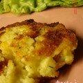 Croquettes jambon mozzarella.....