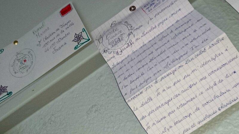 lettre à Chrétien