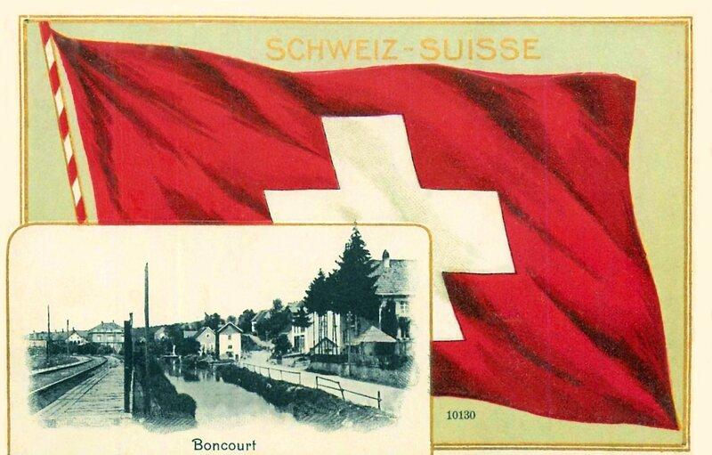 CPA Boncourt Suisse