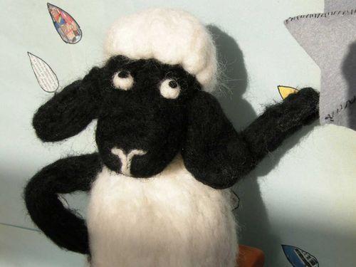 n°18 - Le mouton de Camille
