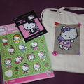 Echange hello kitty