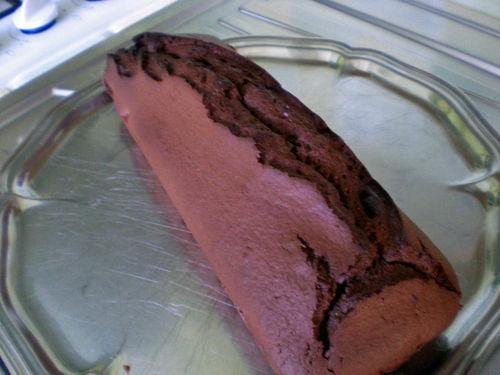 Cake moelleux au chocolat