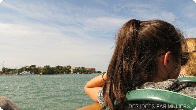 Venise avec Mlle Petite Sœur !