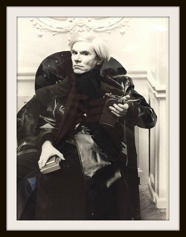 12417 Andy Warhol M2200
