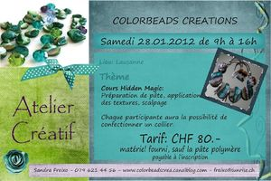 Ateliers créatifs colorbeads - hidden magic 28