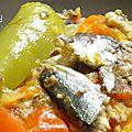 Sauce sardines ou cari sardines