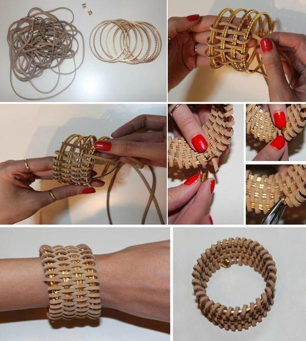 Bevorzugt des bracelets à réaliser soi même simple et avec de la  NH81