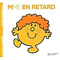 Madame en retard: story of my life :)