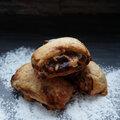 Feuilletes chocolatés aux noix du brésil
