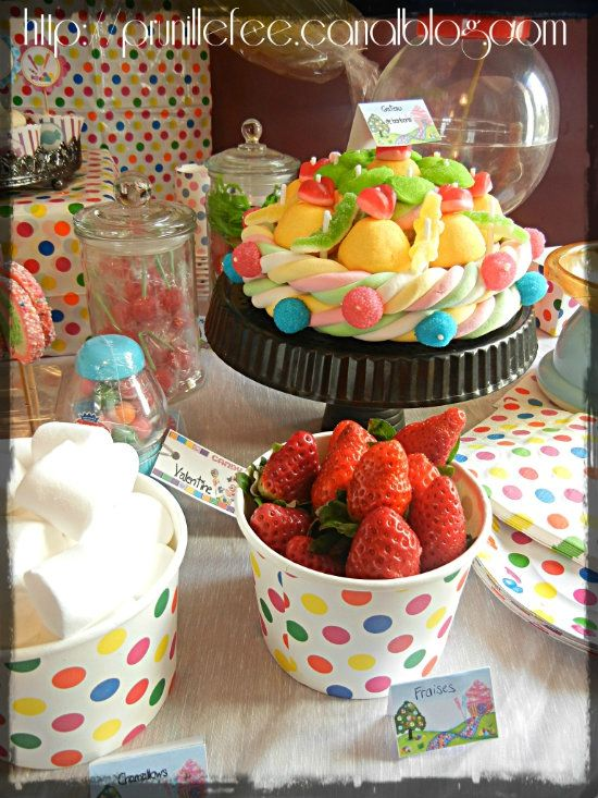 fraise candyland