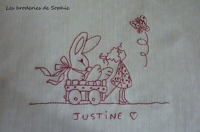 Cadeau naissance Justine (1)