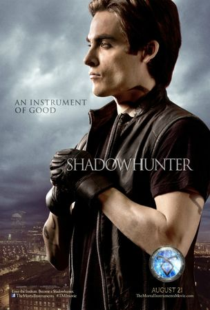 Alec Lightwood Poster TMI movie