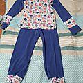 Le deuxième pyjama