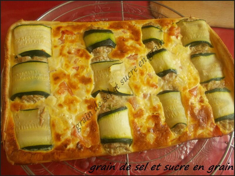quiche courgettes (3)