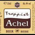 Achel trappist 08