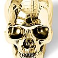 Herv Lewis, Golden Skull