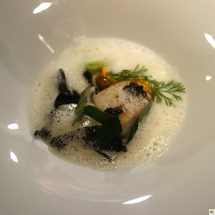 Bouillon coquillages