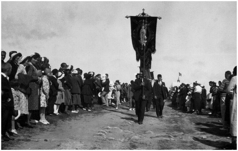 Ch24 - Pardon de Notre Dame du Bon Voyage - Plogoff (environ 1937) a