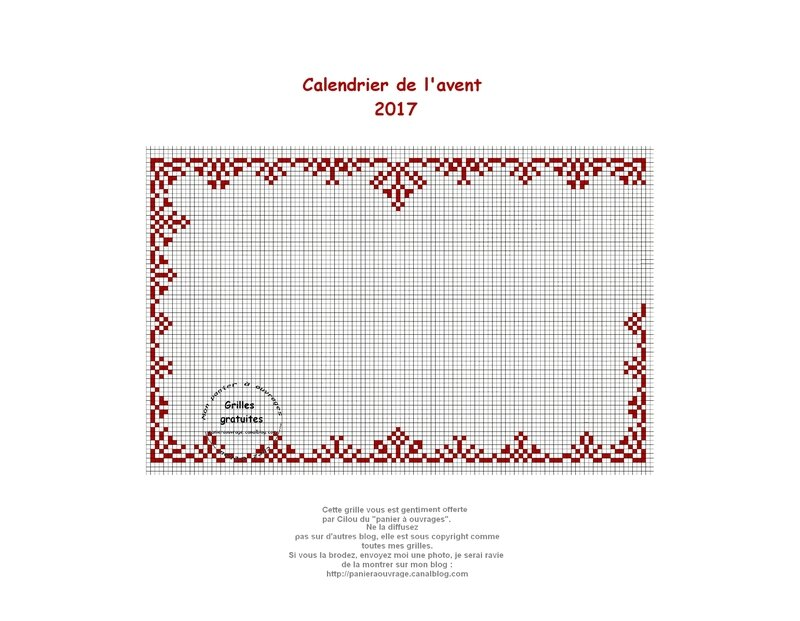 calendrier avent 2017 9