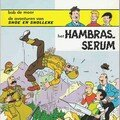 Snoe en Snolleke (Oncle Zigomar) -HET HAMBRAS SERUM (1978)