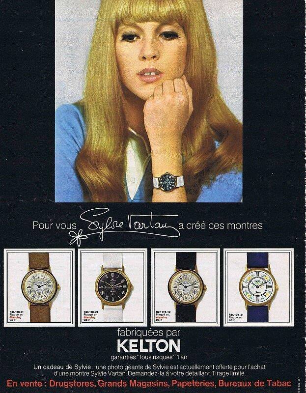 sylvie VARTAN Kelton 1969-1 (2)