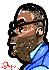 caricature digital adulte