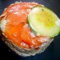 Mousse concombre saumon (et je te raconte ma laïfe au passage)