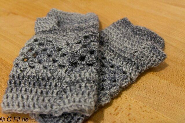 mitaines Magic gloves 2