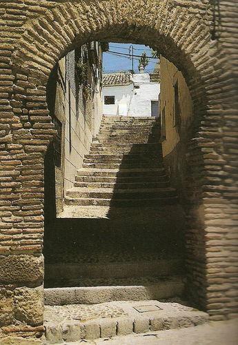 Tolède-Arco de Postigo