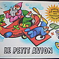 Kubasta : le petit avion