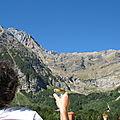 Jénorme boit l'apéro face au cirque de Pinata (Espagne)