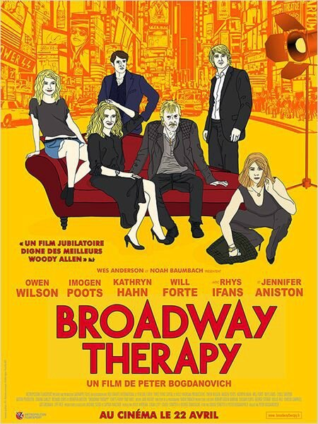 Broadway Therapy Affiche