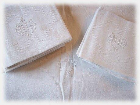 service nappe MG1