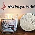 What else #6 : mes bougies de noël