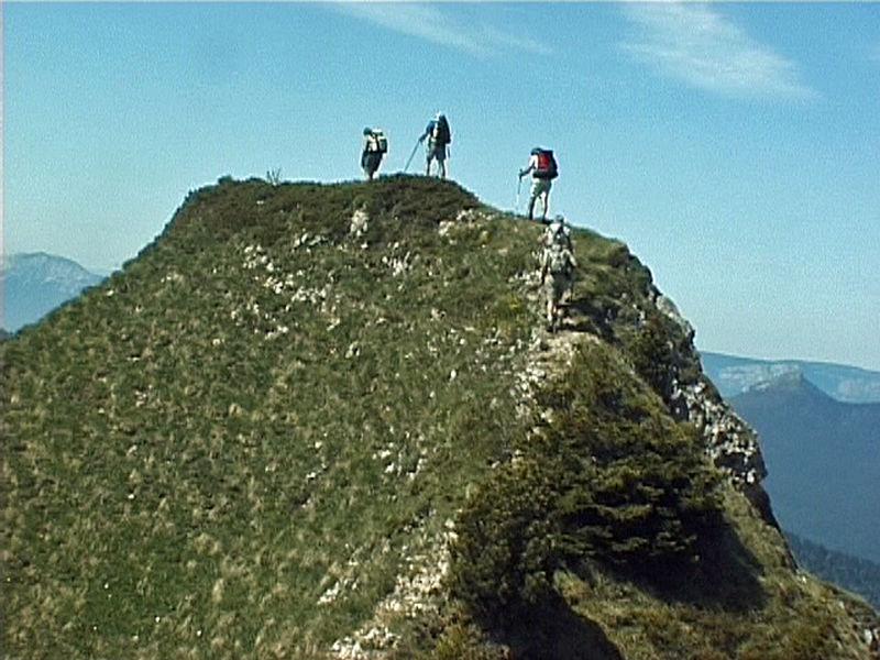 Piton et Dôme de Bellefond 1975 m - Chartreuse