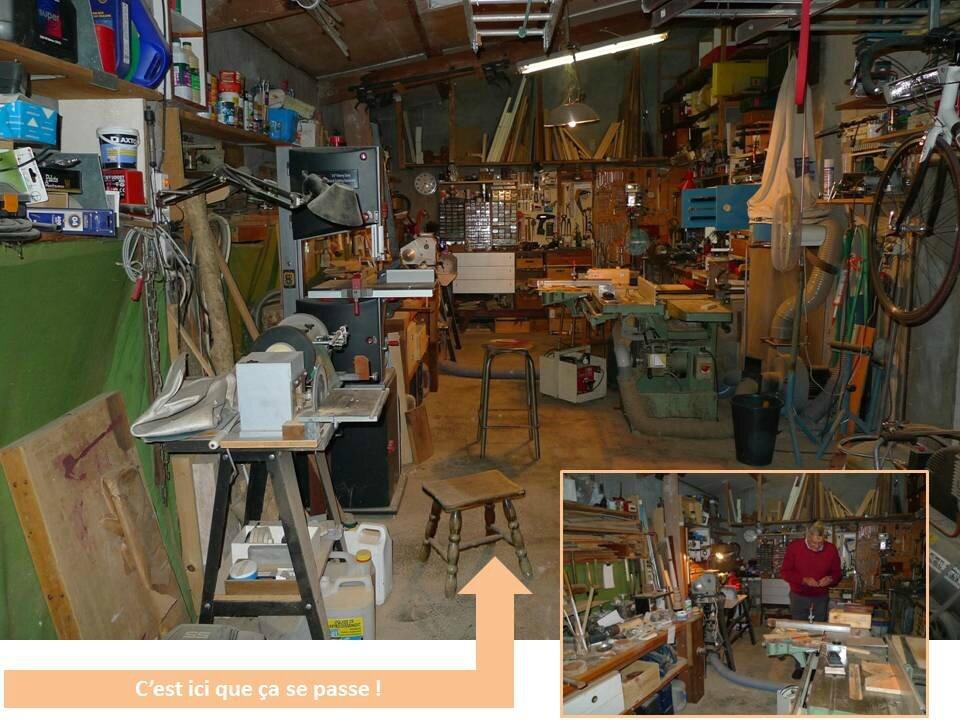 J 39 ai test une rotation en r bellion l 39 anagyre test et approu - Fabriquer un atelier de bricolage ...