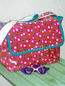 sac piscine lunettes