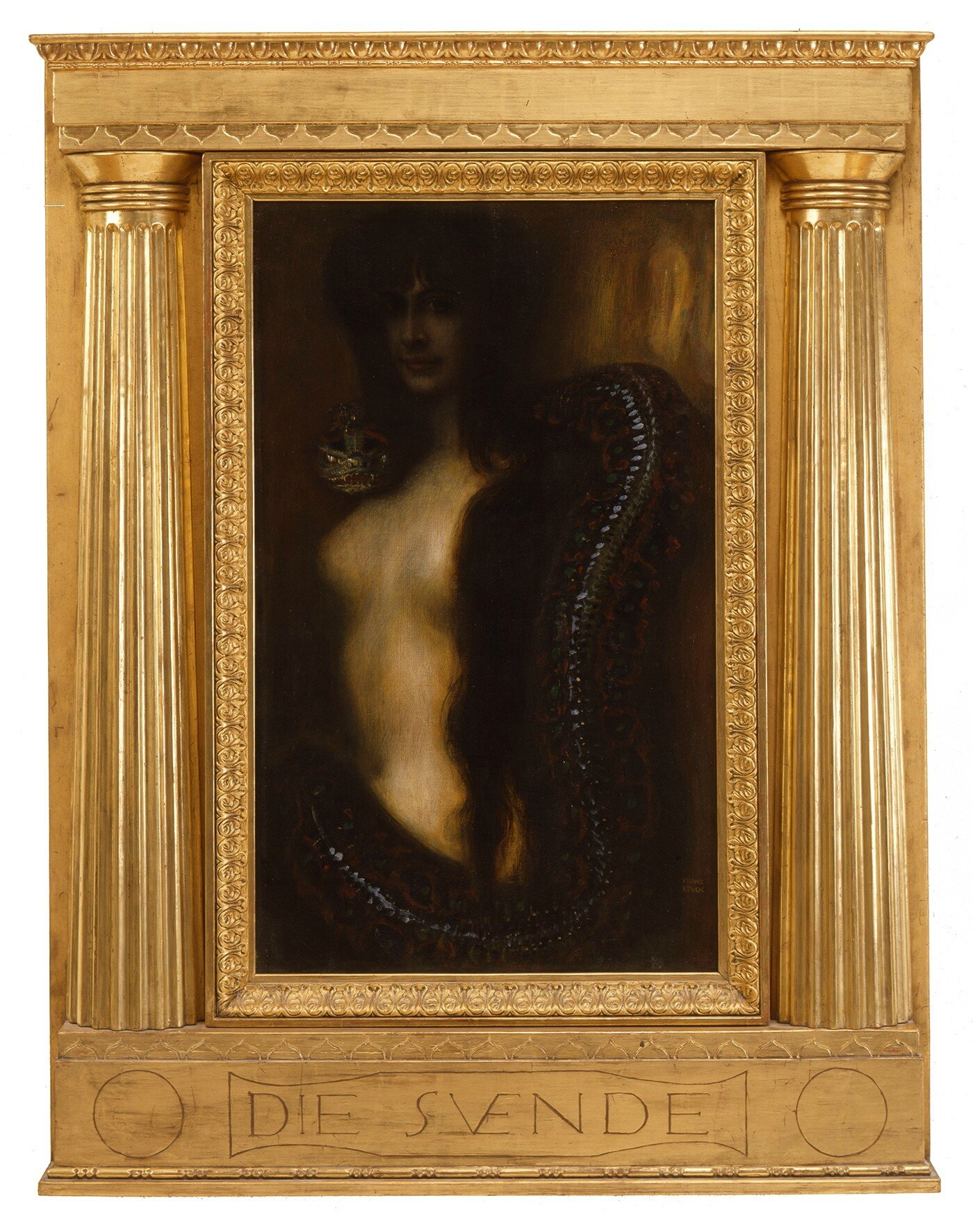 'Sin and Secession, Franz Stuck in Vienna' at the Lower Belvedere