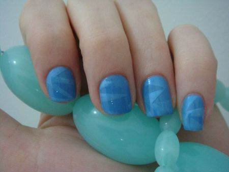 Nail art scotch 4