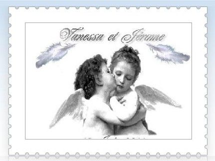 timbres poste personnaliss - Timbres Personnaliss Mariage