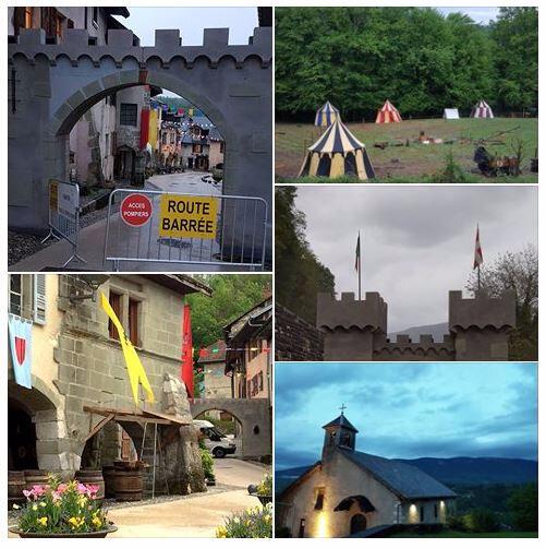 médiévales préparatifs 2