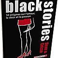 Black stories sexe & crimes
