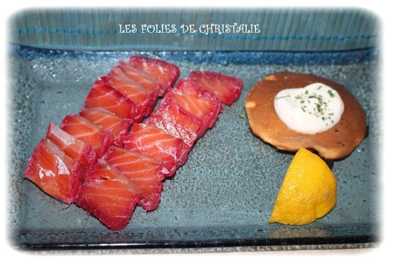 Saumon mariné 7