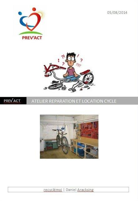 Atelier vélo 1