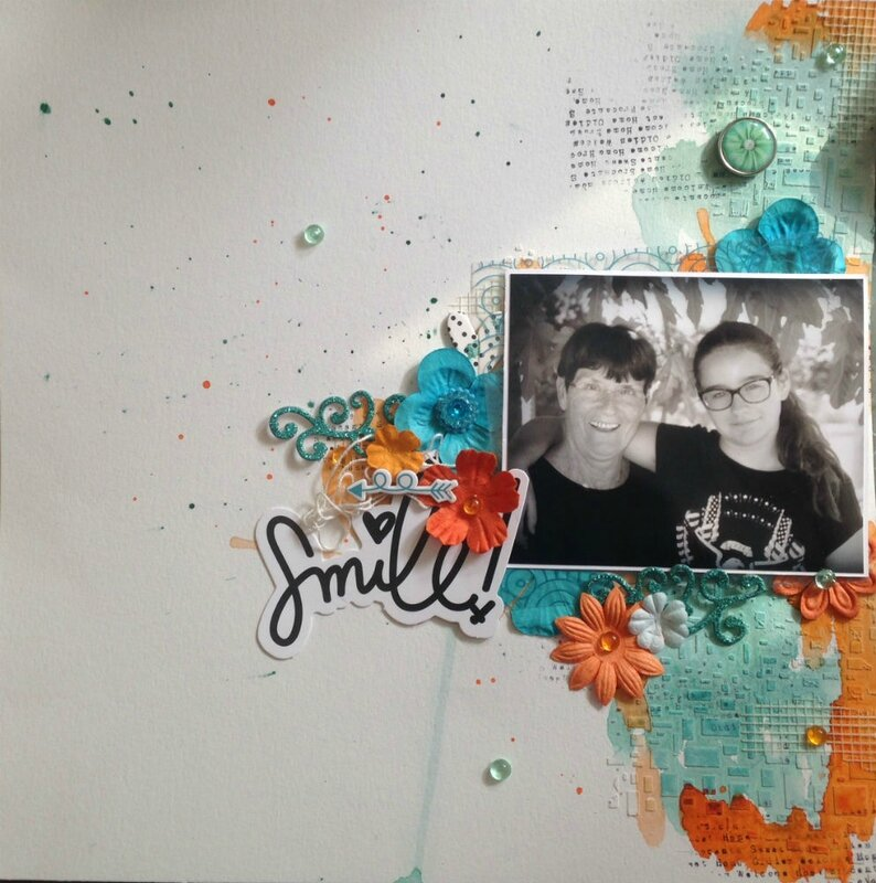 Smile (Angie et maman)