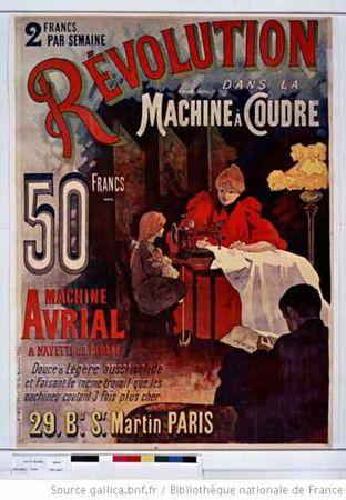 Affiches machines à coudre (22)