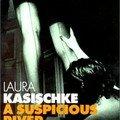 Livre : a suspicious river de laura kasischke - 1999